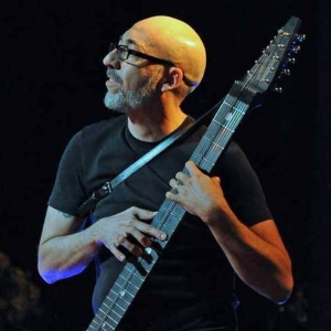 Musician (electric bass and chapman stick), longtime bass player in Articolo 31. Collaborates with Dolcenera, Gemelli Diversi, Andrea Mingardi, Kurtis Blow, Walter Savelli, Paola Folli, Francesca Toure', Mariella Nava, Valeria Vaglio, Alberto Rocchetti (Vasco Rossi Band), Nico Gori, Dj Blade (Jestofunk), Mia Cooper, Paolo Brera (Xsense), Bengi (Ridillo), Simone.